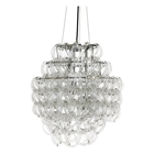 Letizia Glass Chain Linked Chandelier