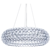 Bulle Large Acrylic Pendent Chandelier