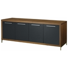 Silva Wooden Buffet Table