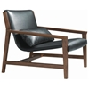 Bethany Retro-Modern Lounge Chair