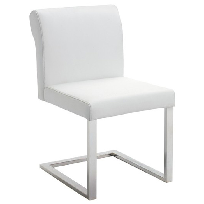 Bruno Dining Chair - White