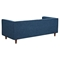 Kaja Sofa - Stone Blue, Tufted - NYEK-223337