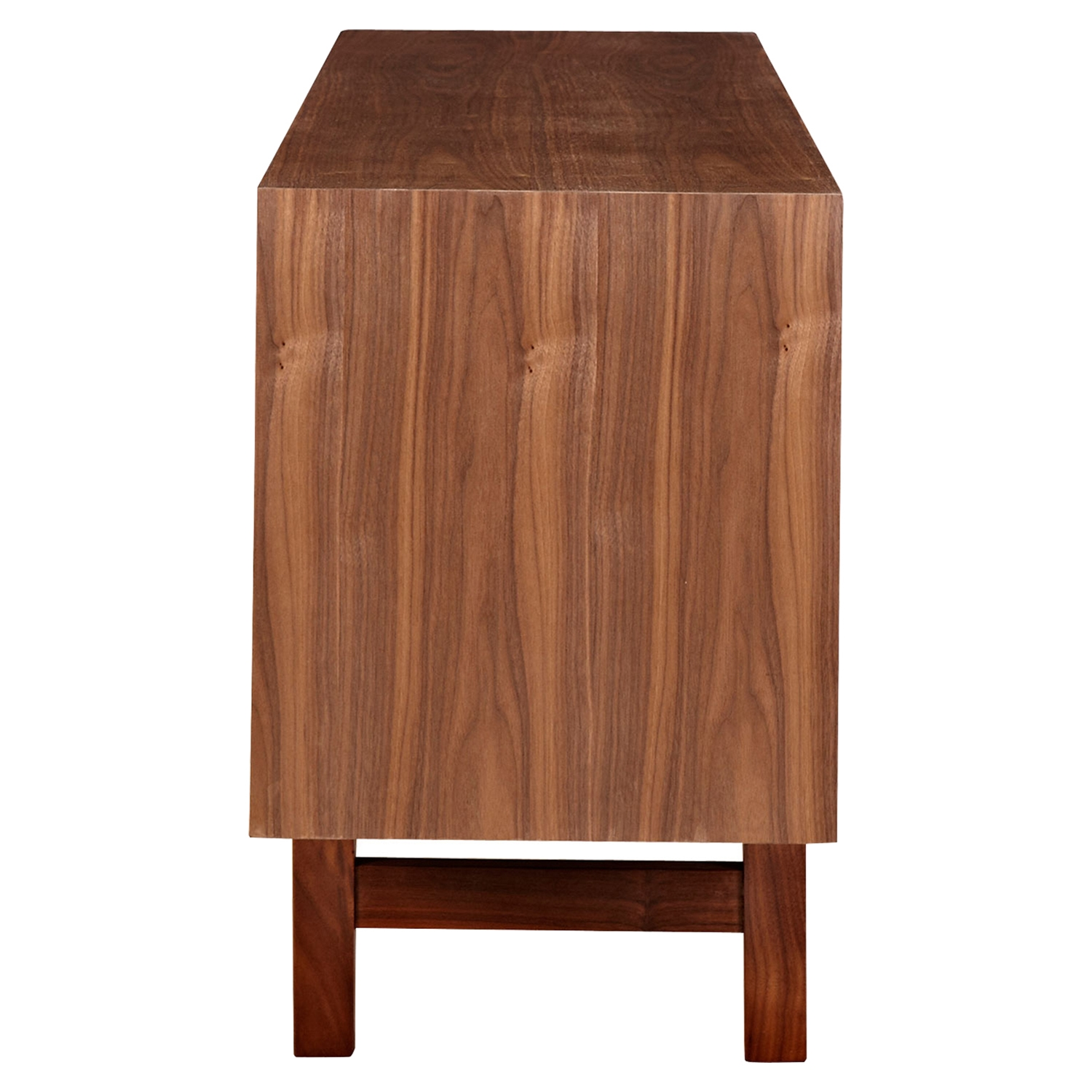 Kelda Sideboard - Walnut and Gray - NYEK-224417
