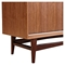 Hanna Storage Unit - Walnut and Metallic Brass - NYEK-224420-D