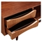 Hanna Media Unit - Walnut and Black - NYEK-224422-B