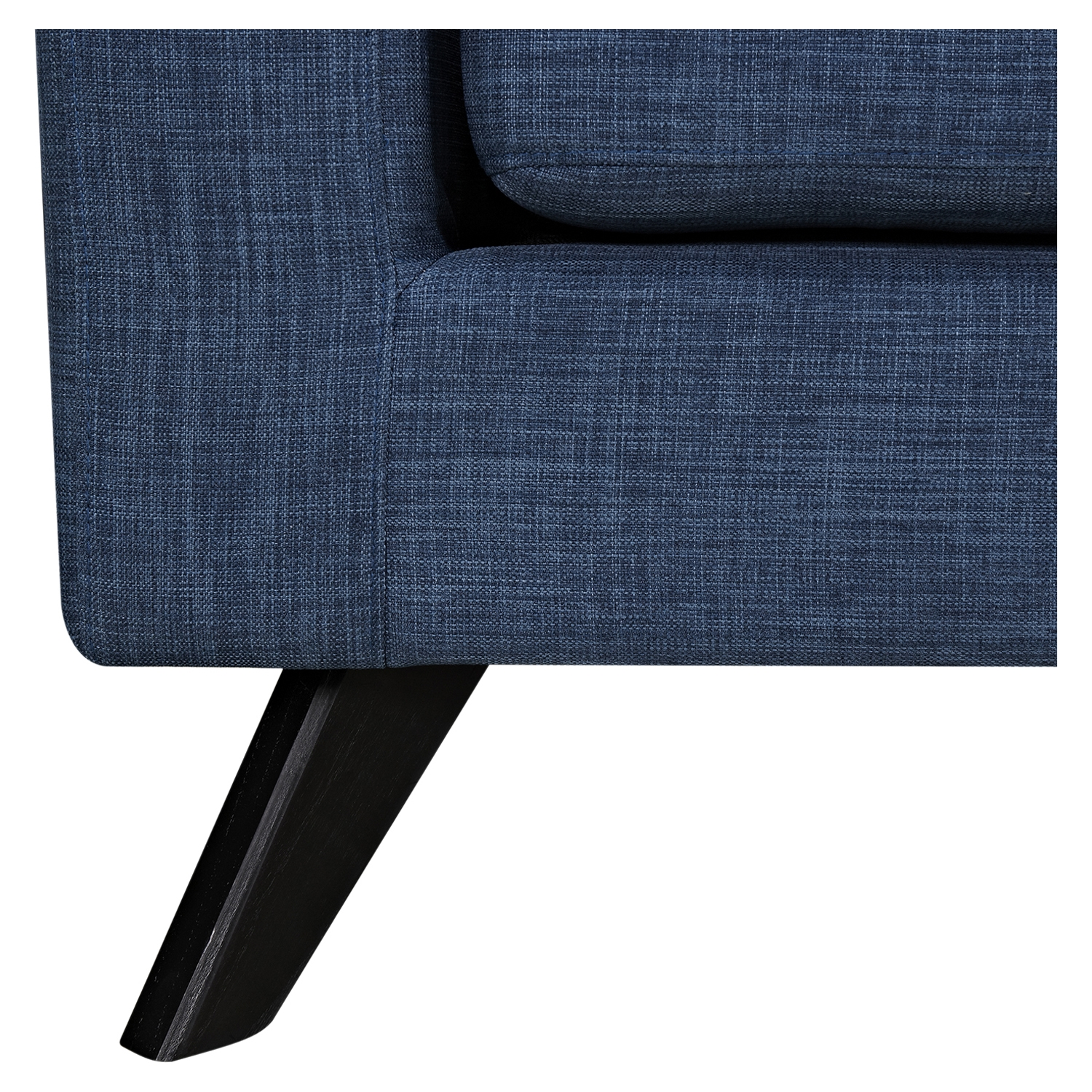Mina Sofa - Stone Blue, Tufted - NYEK-224453
