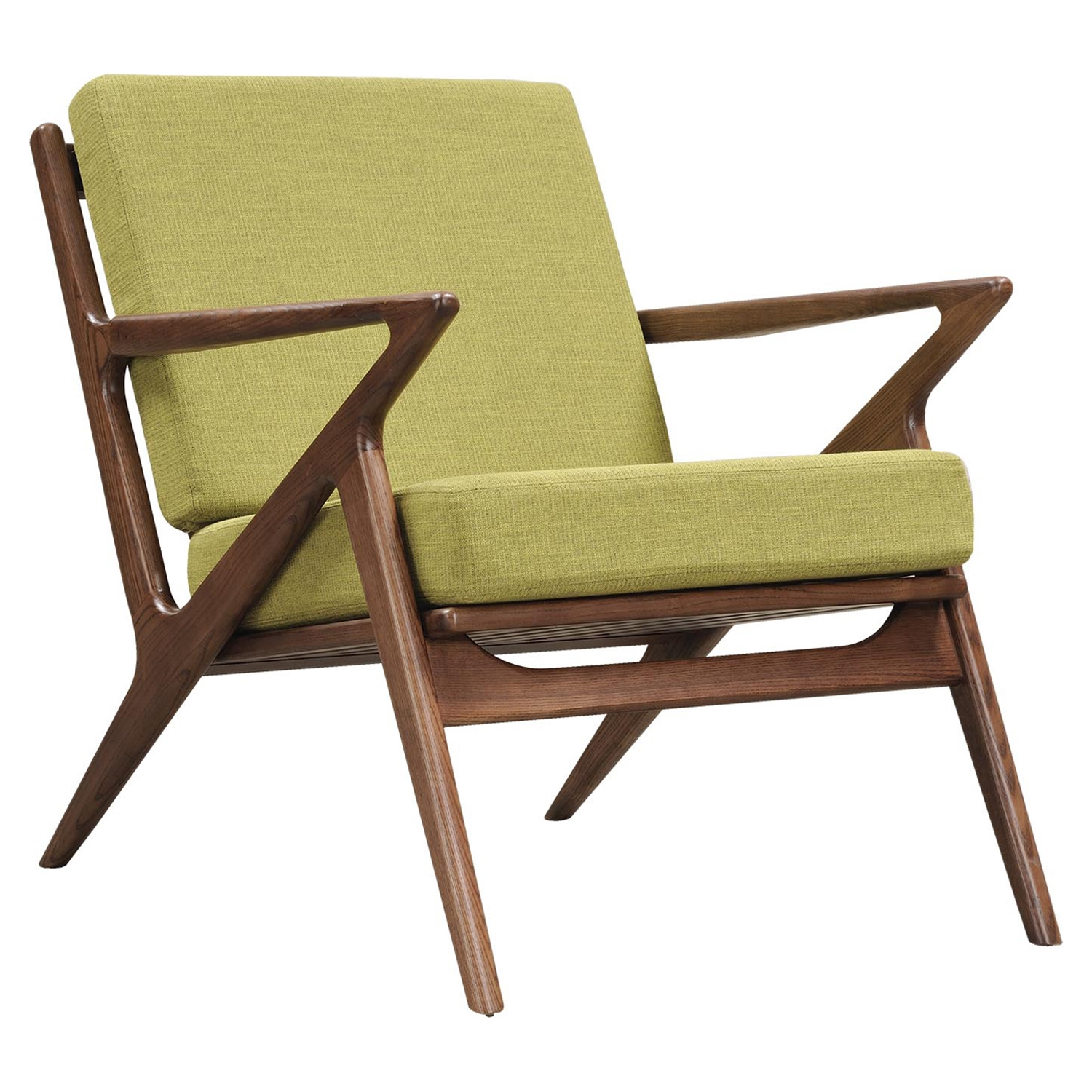 Zain Armchair - Avocado Green - NYEK-224477