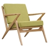 Zain Armchair - Avocado Green