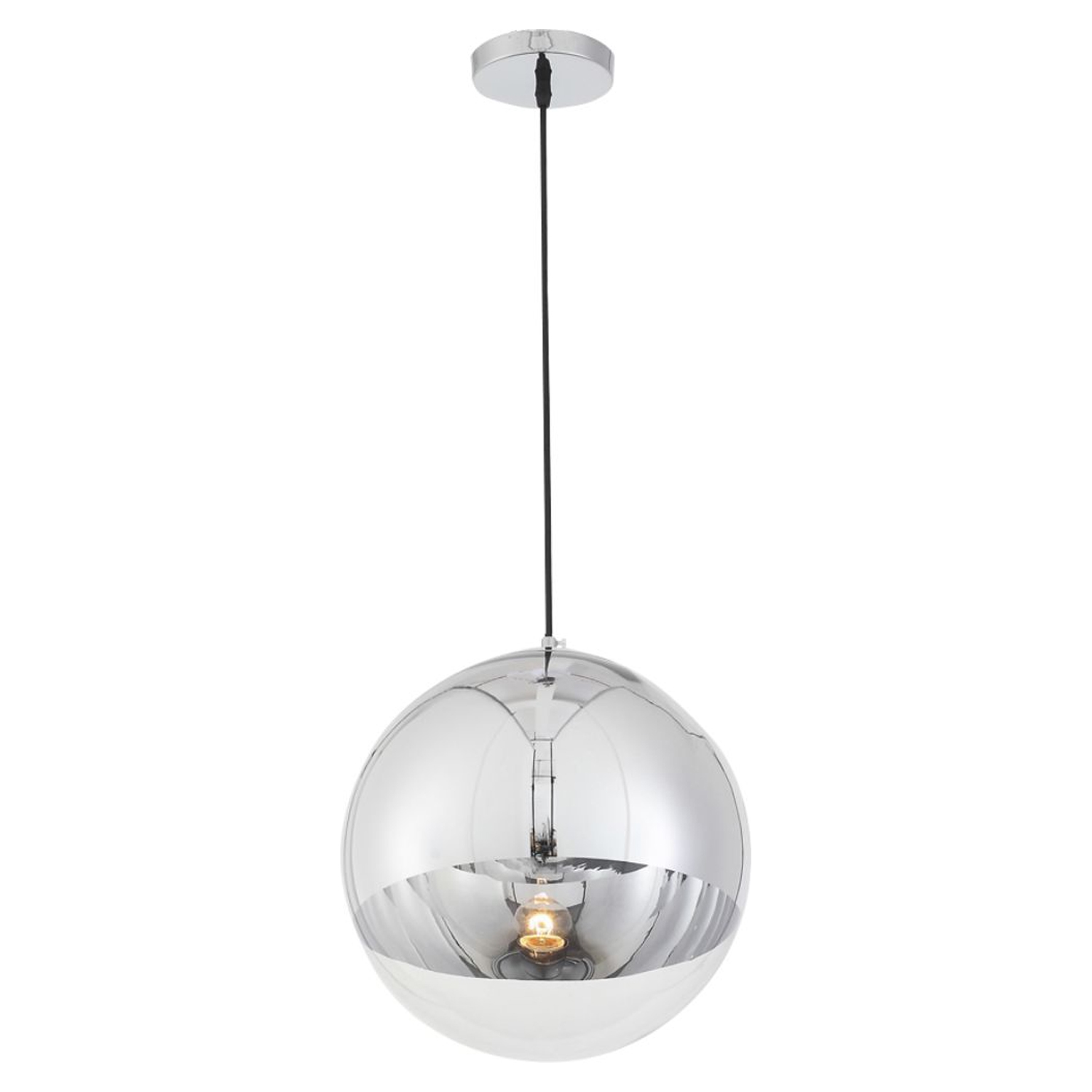 Alida Chrome Pendant Light - NYEK-225552