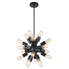 Astrid Mini Chandelier - Black