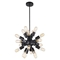 Astrid Mini Chandelier - Black - NYEK-225565