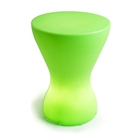 Bongo Lamp Stool - Misty Green