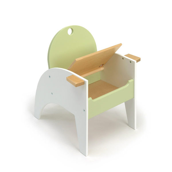 Hide-n-Sit Armchair - OFF-CKT2G