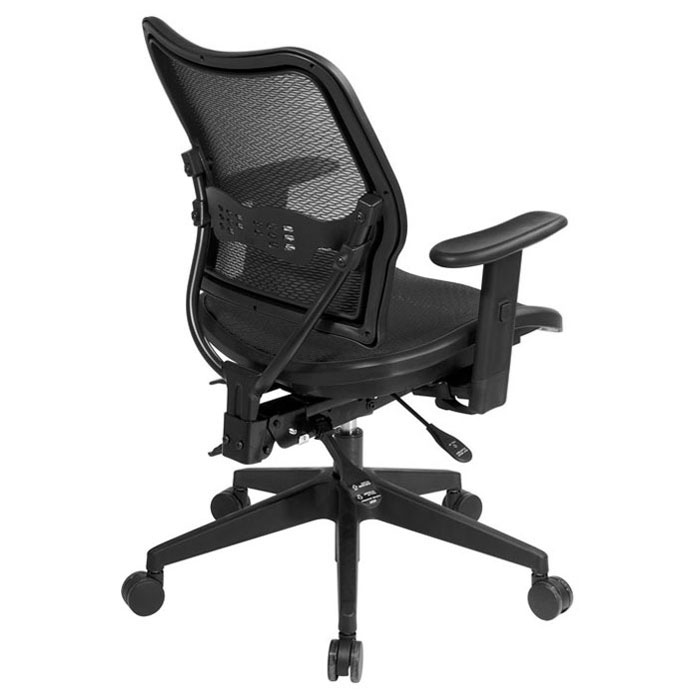 Space Seating 13 Series Deluxe AirGrid Office Chair - OSP-13-77N9WA