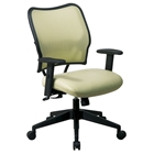 Space Seating 13 Series Deluxe Kiwi VeraFlex Back Office Chair