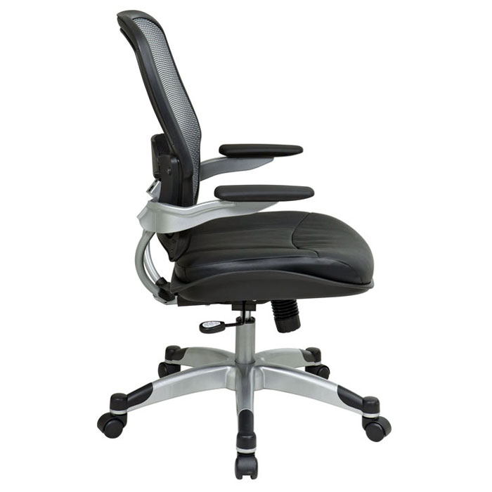 Space Seating 15 Series Light AirGrid Back Manager's Chair - OSP-15-46C61PR3