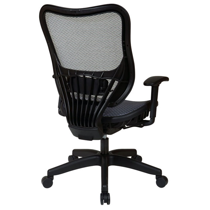 Space Seating 18 Series Light AirGrid Seat and Back Executive Chair - OSP-18-66N28P