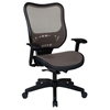 Space Seating 18 Series Latte AirGrid Seat and Back Executive Chair