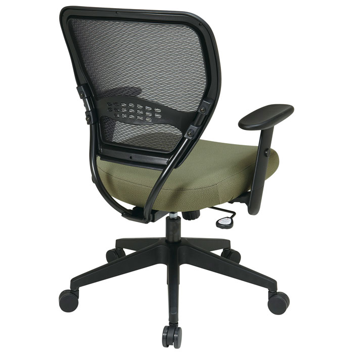 Space Seating 55 Series Professional Fabric Seat Manager's Chair - OSP-55-7N17