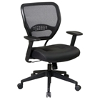 Space Seating 57 Series Professional AirGrid Back Managers Chair