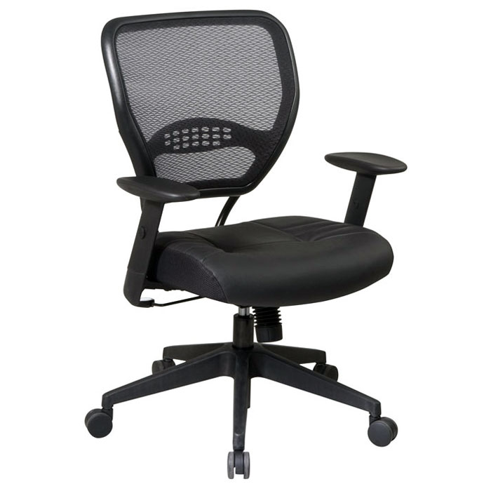 Space Seating 57 Series Professional AirGrid Back Manager's Chair
