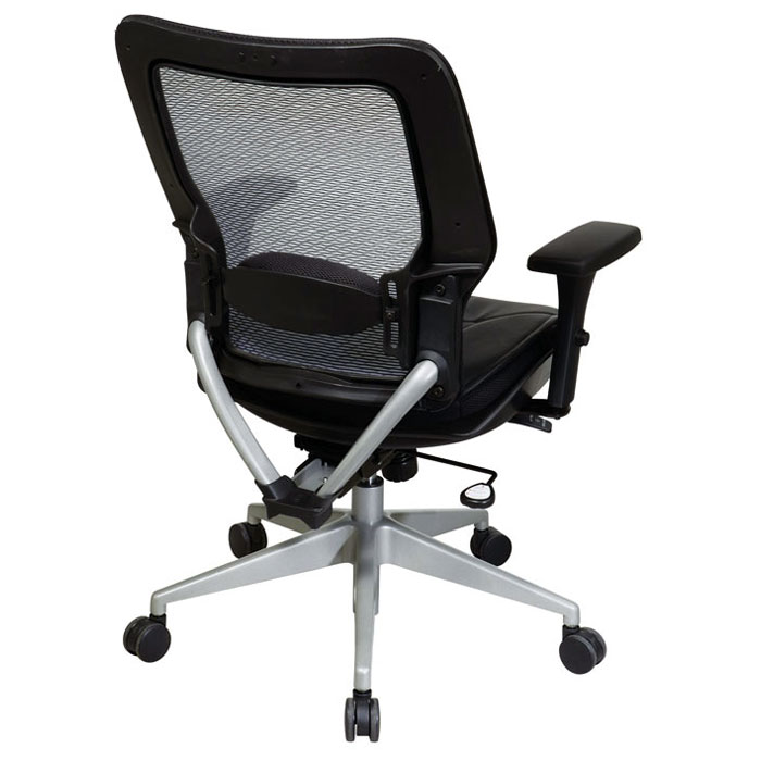 Space Seating 63 Series Professional AirGrid Back Manager's Chair - OSP-63-56R944