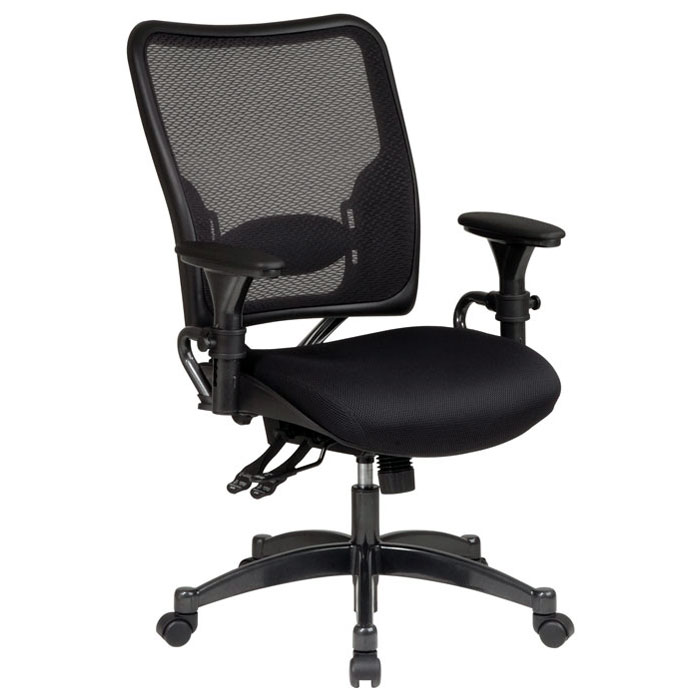 Space Seating 68 Series Professional Dual Function Ergonomic Office Chair