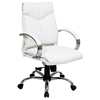 Pro-Line II 7271 - Mid Back Executive Chair with Padded Armrests