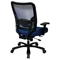 Space Seating 75 Series Double AirGrid Back Ergonomic Office Chair - OSP-75-7A773