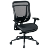 Space Seating 818 Series Executive High Back Mesh Office Chair