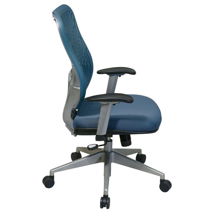 Space Seating 88 EPICC Series Blue Mist SpaceFlex Back Executive Chair - OSP-88-77RR918R