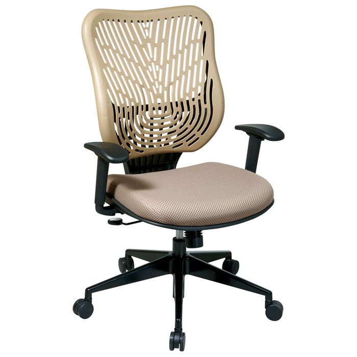 Space Seating 88 EPICC Series Latte SpaceFlex Executive Chair
