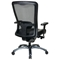 Pro-Line II ProGrid High Back Office Chair with Eco-Leather Seat - OSP-97728-EC3