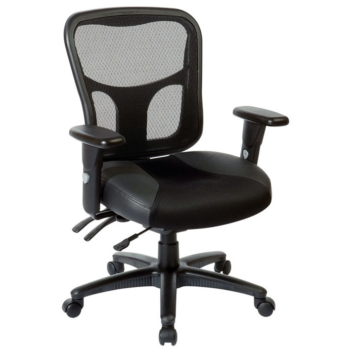 Pro-Line II ProGrid High Back Manager's Chair