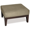 Avenue Six Glen Small Ottoman in Stone Color