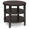 Avenue Six Merge 20'' Round End Table