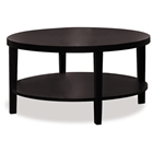 Avenue Six Merge 36 Round Coffee Table