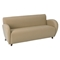 Eleganza Taupe Sofa with Cherry Finished Feet - OSP-SL2473EC11