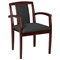 Sonoma High Gloss Cherry Guest Chair (Set of 2) - OSP-SON-972-CHY