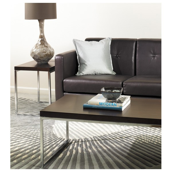 Avenue Six Wallstreet End Table - OSP-WST09