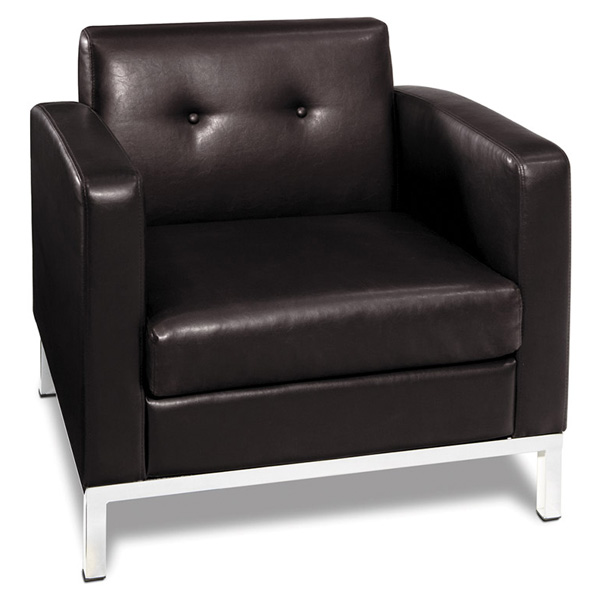 Avenue Six Wall Street Armchair