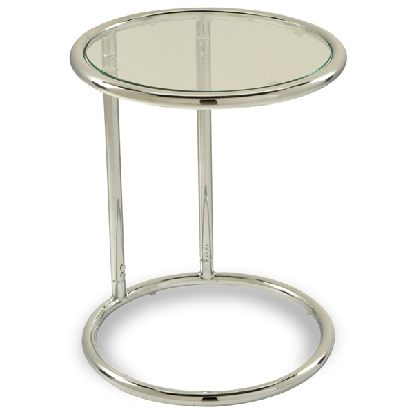 Yield Glass Circle Table - OSP-YLD14