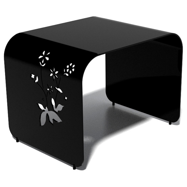 Botanist Flora End Table by Orange 22 - BOT-END-FA