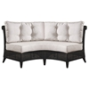 Outdoor Gulf Shore Love Seat - Cushions, All-Weather Wicker