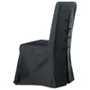 Pacific Beach Dining Chair - Black Slipcover