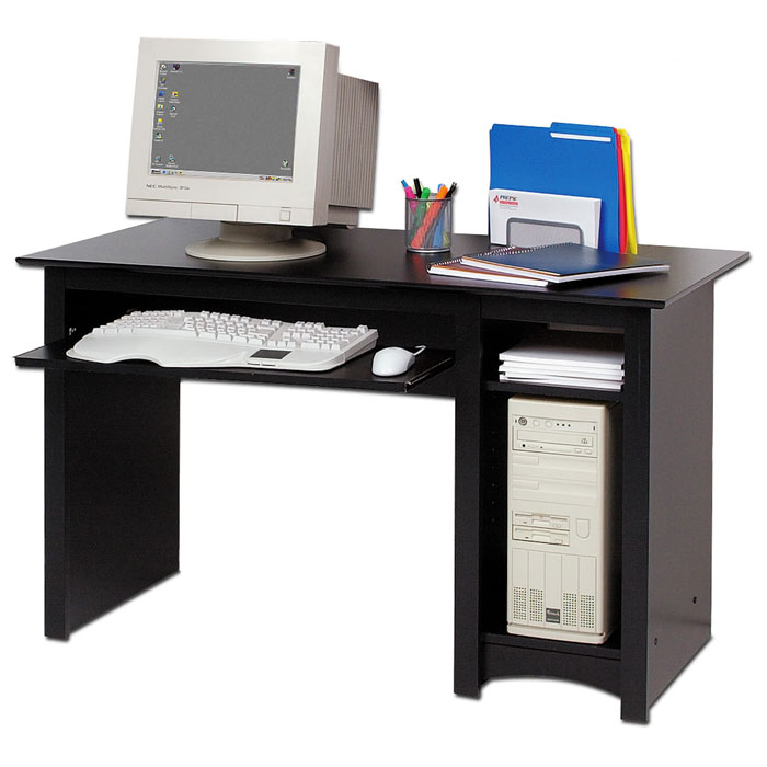 Sonoma Computer Desk with Shelf