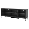 Series 9 Designer 55 Inch TV Stand - Black