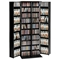 Garrett Grande Locking Media Storage Cabinet with Shaker Doors - PRE-XLS-0448-K