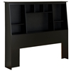 Sonoma Tall Slant-Back Full Queen Bookcase Headboard