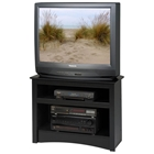 Sonoma Corner TV Stand in Black